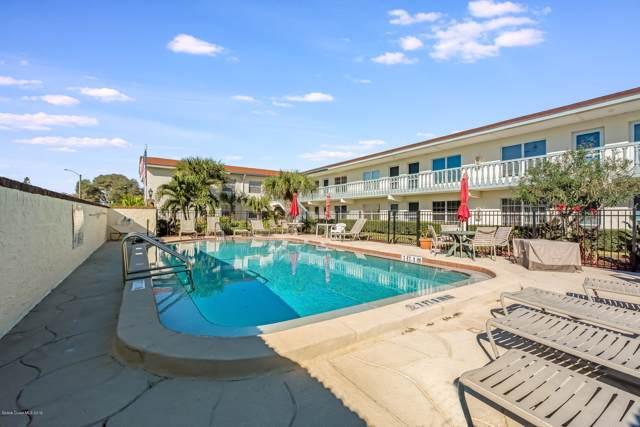 300 Monroe Ave #24, Cape Canaveral, FL 32920 (MLS #864483) :: Premium Properties Real Estate Services