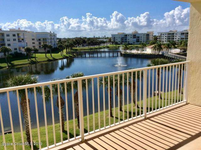 8961 Lake Drive #404, Cape Canaveral, FL 32920 (MLS #864505) :: Premium Properties Real Estate Services