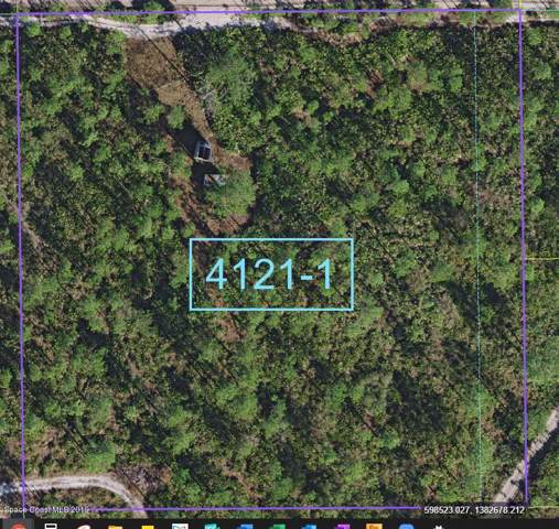 0 Holopaw Groves Road, St. Cloud, FL 34771 (MLS #864523) :: Engel & Voelkers Melbourne Central