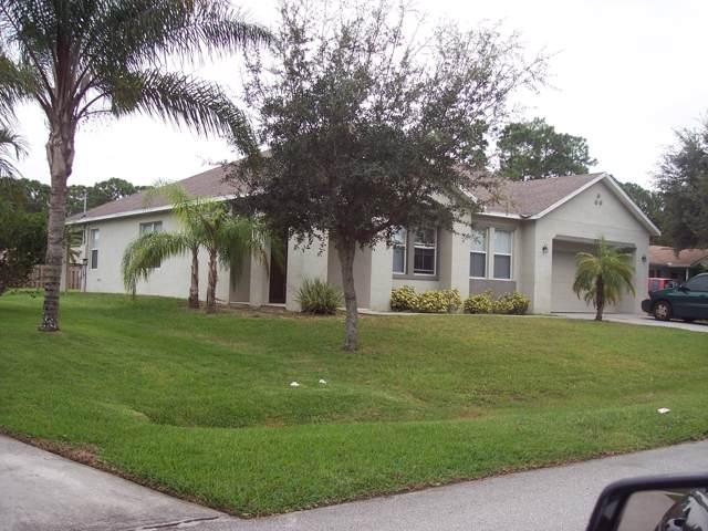 277 Maywood Avenue NW, Palm Bay, FL 32907 (MLS #864659) :: Armel Real Estate