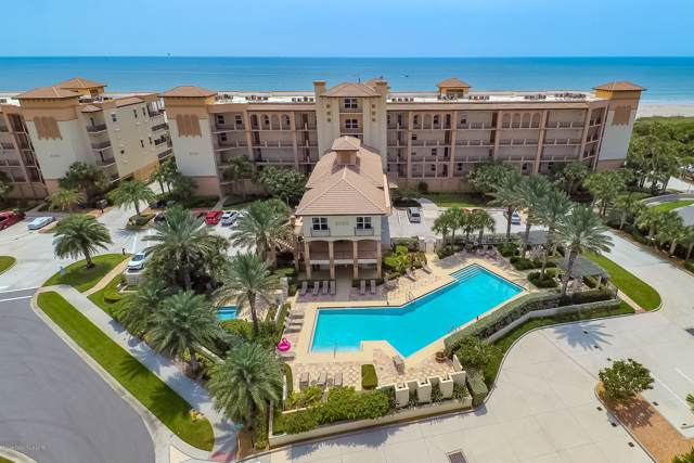 6131 Messina Lane #401, Cocoa Beach, FL 32931 (MLS #864682) :: Blue Marlin Real Estate