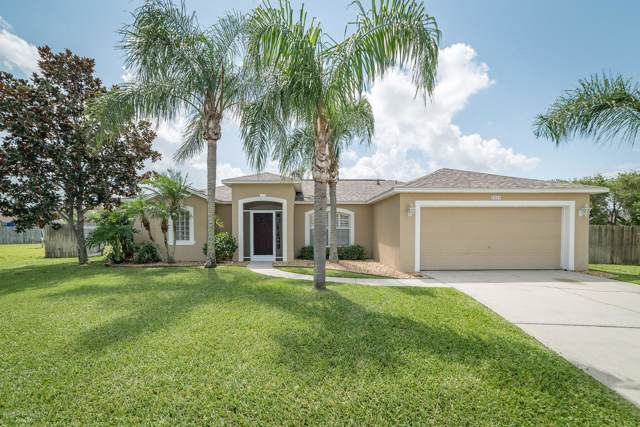 1129 Egret Lake Way, Viera, FL 32940 (MLS #864684) :: Blue Marlin Real Estate