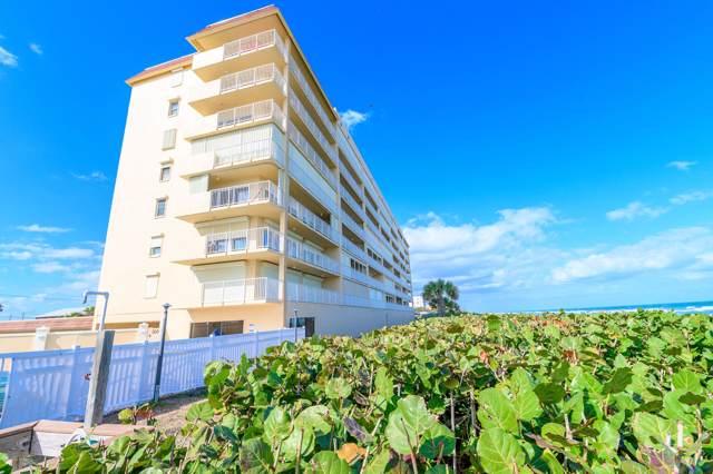 1095 N Highway A1a #701, Indialantic, FL 32903 (MLS #864735) :: Blue Marlin Real Estate