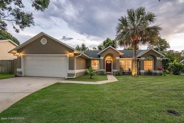 2697 Forest Run Drive, Melbourne, FL 32935 (MLS #864752) :: Blue Marlin Real Estate