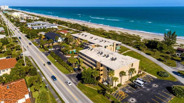 1101 S Miramar Avenue #409, Indialantic, FL 32903 (MLS #864794) :: Blue Marlin Real Estate