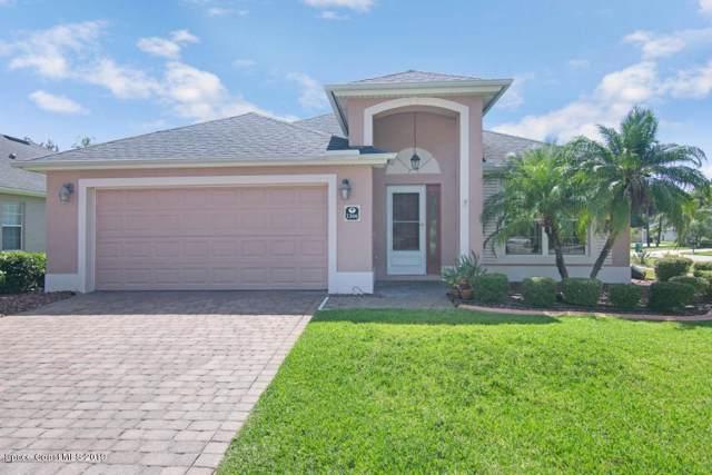 1366 Blazen Ridge Court, Melbourne, FL 32934 (MLS #864841) :: Armel Real Estate
