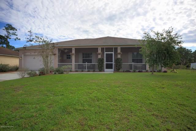 1146 Raywood Street SE, Palm Bay, FL 32909 (MLS #864872) :: Armel Real Estate