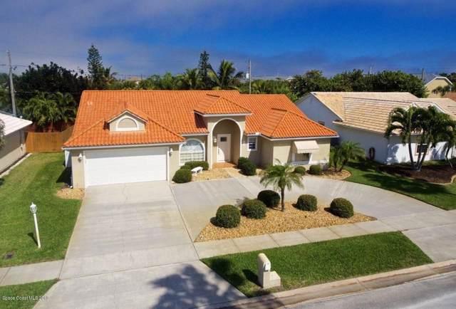 130 Waters Edge Lane, Indialantic, FL 32903 (MLS #864881) :: Blue Marlin Real Estate