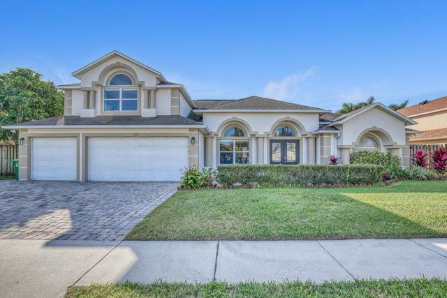 3501 Tipperary Drive, Merritt Island, FL 32953 (MLS #864953) :: Blue Marlin Real Estate