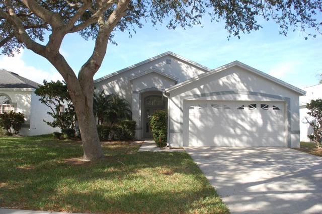 6988 Hammock Trace Drive, Melbourne, FL 32940 (MLS #865066) :: Blue Marlin Real Estate