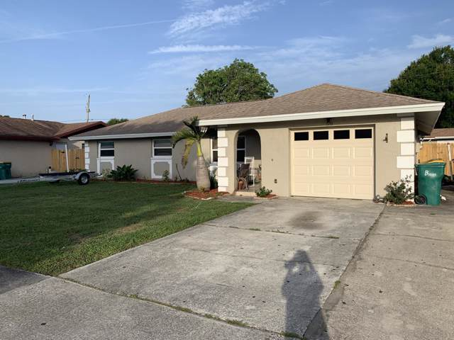 1355 Paul Street, Merritt Island, FL 32953 (MLS #865111) :: Premium Properties Real Estate Services