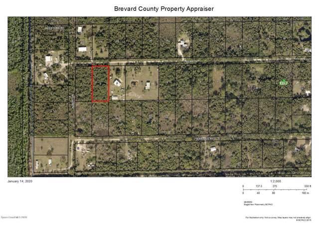 0 Bear Trail, Cocoa, FL 32926 (MLS #865145) :: Blue Marlin Real Estate