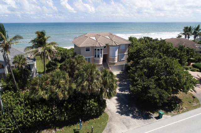 3165 S Highway A1a S A, Melbourne Beach, FL 32951 (MLS #865148) :: Premium Properties Real Estate Services