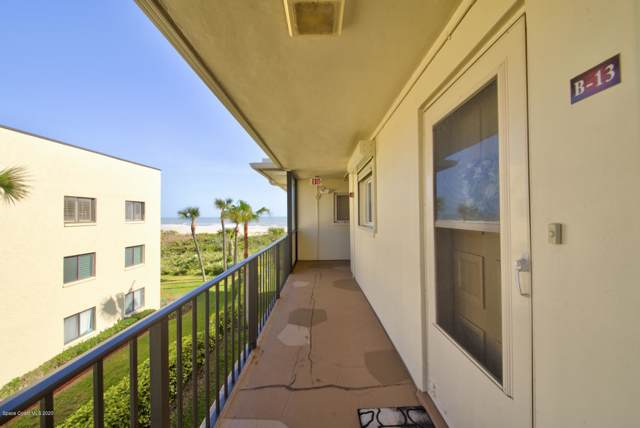504 Fillmore Avenue #13, Cape Canaveral, FL 32920 (MLS #865168) :: Premium Properties Real Estate Services