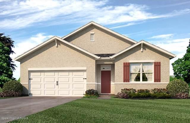 6844 Soaring Lane, Cocoa, FL 32927 (MLS #865180) :: Blue Marlin Real Estate