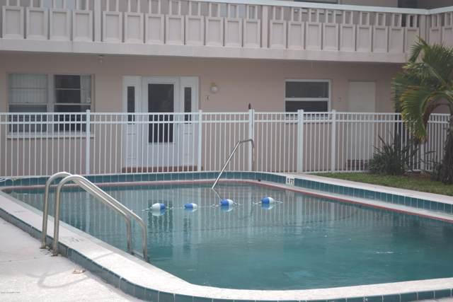 299 E Central Boulevard #4, Cape Canaveral, FL 32920 (MLS #865186) :: Blue Marlin Real Estate