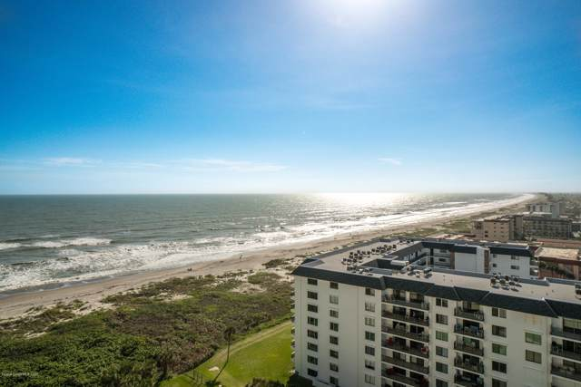 750 N Atlantic Avenue #1508, Cocoa Beach, FL 32931 (MLS #865195) :: Premium Properties Real Estate Services
