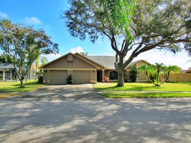1252 Water Lily Lane, Rockledge, FL 32955 (MLS #865220) :: Blue Marlin Real Estate