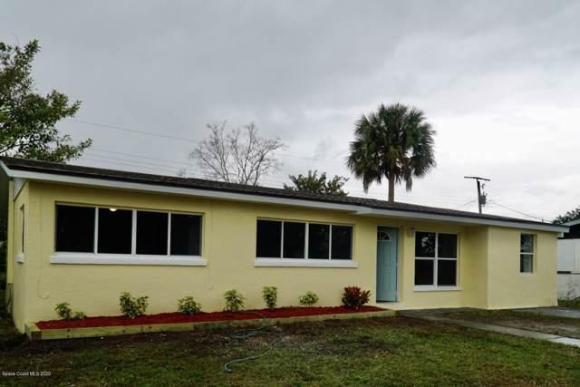 2455 Burns Avenue, Melbourne, FL 32935 (MLS #865225) :: Armel Real Estate