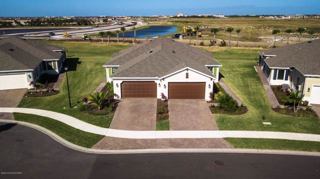 2640 Treasure Cay Lane, Melbourne, FL 32940 (MLS #865243) :: Blue Marlin Real Estate