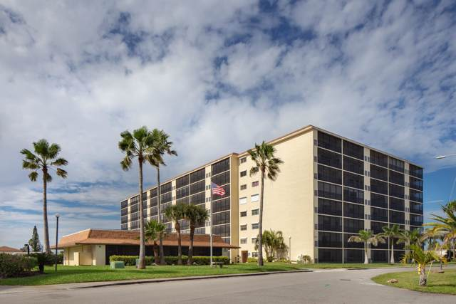 500 Palm Springs Boulevard #302, Indian Harbour Beach, FL 32937 (MLS #865279) :: Premium Properties Real Estate Services