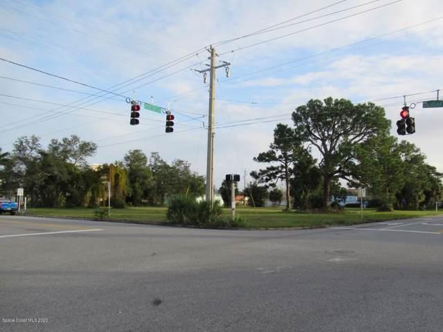0 E Sheridan Road, Melbourne, FL 32901 (MLS #865284) :: Blue Marlin Real Estate