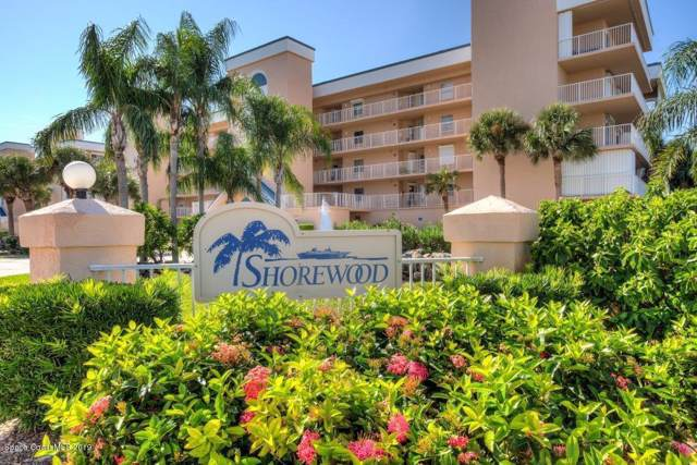601 Shorewood Drive #403, Cape Canaveral, FL 32920 (MLS #865292) :: Premium Properties Real Estate Services