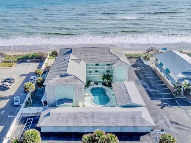 1891 Highway A1a #103, Indian Harbour Beach, FL 32937 (MLS #865325) :: Premium Properties Real Estate Services
