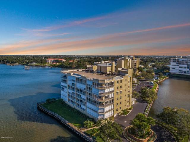 500 Sail Lane #201, Merritt Island, FL 32953 (MLS #865330) :: Premium Properties Real Estate Services