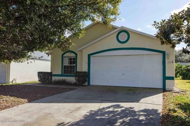 505 Oak Mont Place, Melbourne, FL 32940 (MLS #865355) :: Premium Properties Real Estate Services