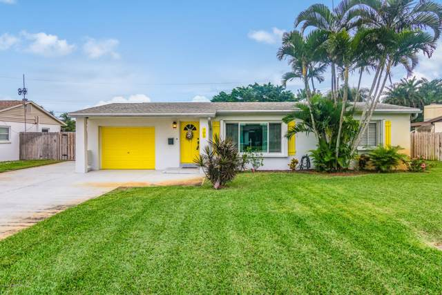 705 Pelican Drive, Satellite Beach, FL 32937 (MLS #865382) :: Premium Properties Real Estate Services