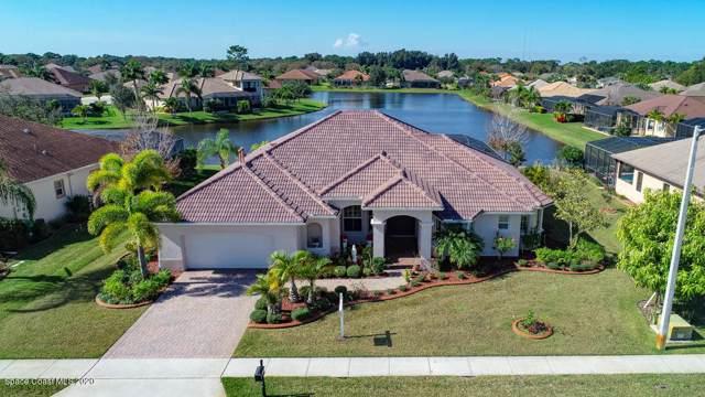 1745 Marcello Drive, Melbourne, FL 32934 (MLS #865417) :: Armel Real Estate
