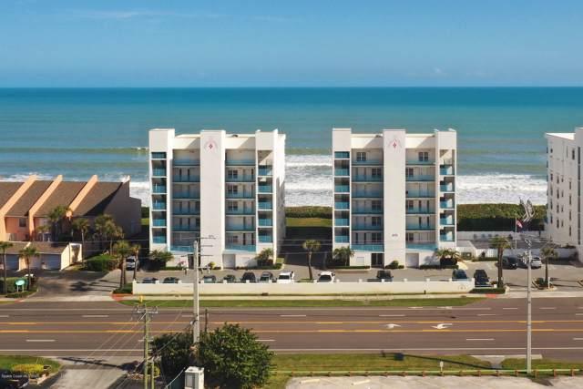 571 Highway A1a #401, Satellite Beach, FL 32937 (MLS #865423) :: Premium Properties Real Estate Services