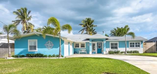 105 Deleon Road, Cocoa Beach, FL 32931 (MLS #865441) :: Blue Marlin Real Estate