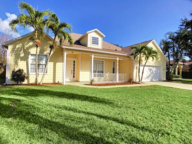 200 Sykes Loop Drive, Merritt Island, FL 32953 (MLS #865456) :: Blue Marlin Real Estate