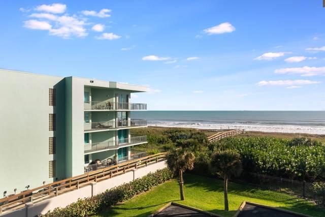 3740 Ocean Beach Boulevard #401, Cocoa Beach, FL 32931 (MLS #865464) :: Blue Marlin Real Estate