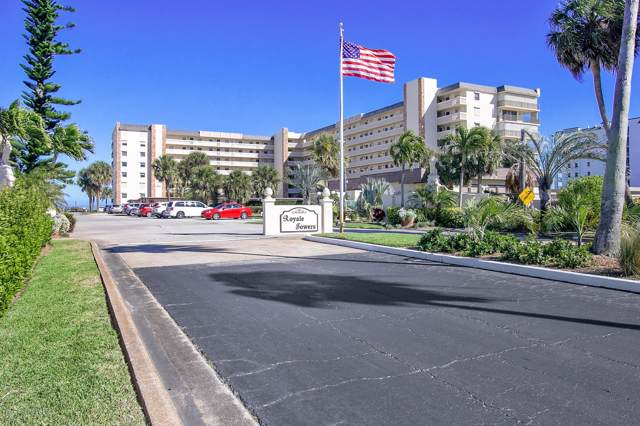 1890 N Atlantic Avenue #605, Cocoa Beach, FL 32931 (MLS #865465) :: Blue Marlin Real Estate