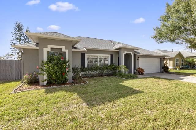 1919 Blue Ridge Avenue, Melbourne, FL 32935 (MLS #865469) :: Blue Marlin Real Estate