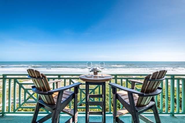 1431 S Atlantic Avenue #402, Cocoa Beach, FL 32931 (MLS #865478) :: Blue Marlin Real Estate