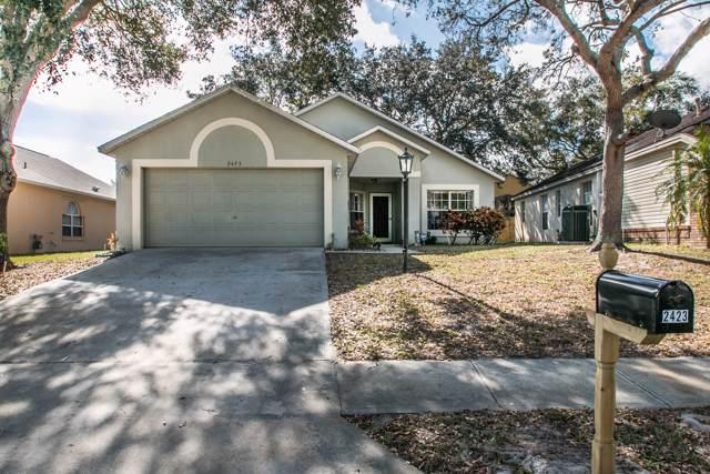 2423 Saint Johns Street, Melbourne, FL 32935 (MLS #865488) :: Blue Marlin Real Estate