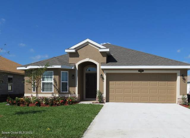 762 Tupelo Circle, Cocoa, FL 32926 (MLS #865498) :: Blue Marlin Real Estate