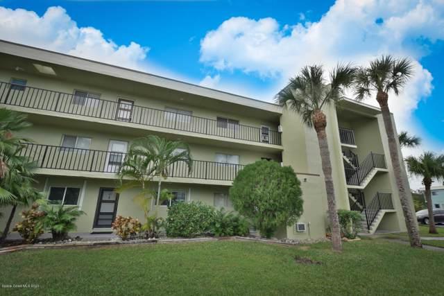 1001 W Eau Gallie Boulevard #313, Melbourne, FL 32935 (MLS #865499) :: Blue Marlin Real Estate