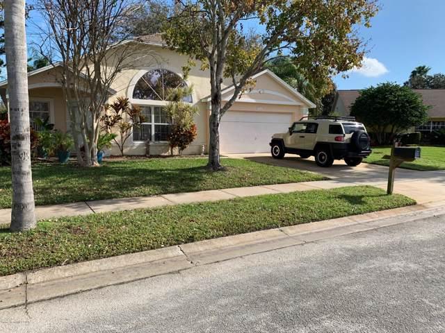 3358 Lake View Circle, Melbourne, FL 32934 (MLS #865501) :: Blue Marlin Real Estate