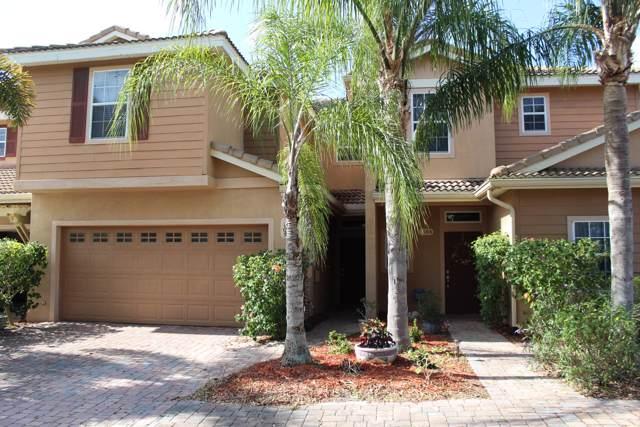 1400 Isabella Drive #105, Melbourne, FL 32935 (MLS #865509) :: Blue Marlin Real Estate