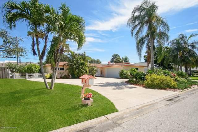 430 E Riviera Boulevard E, Indialantic, FL 32903 (MLS #865511) :: Blue Marlin Real Estate