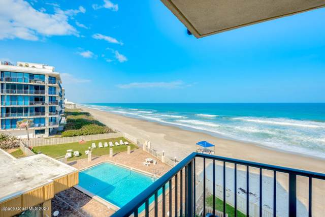 1343 Highway A1a 3A, Satellite Beach, FL 32937 (MLS #865524) :: Premium Properties Real Estate Services