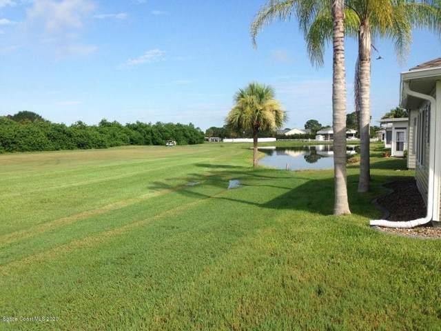 830 Plantation Drive, Titusville, FL 32780 (MLS #865537) :: Blue Marlin Real Estate