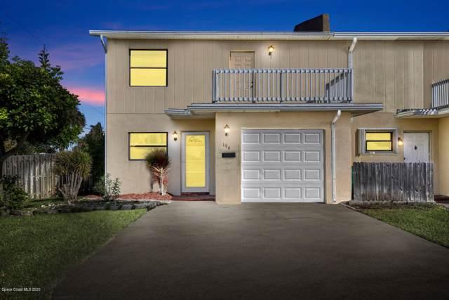 196 Christine Drive, Satellite Beach, FL 32937 (MLS #865542) :: Premium Properties Real Estate Services