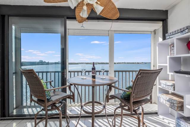3609 S Banana River Boulevard C511, Cocoa Beach, FL 32931 (MLS #865545) :: Blue Marlin Real Estate