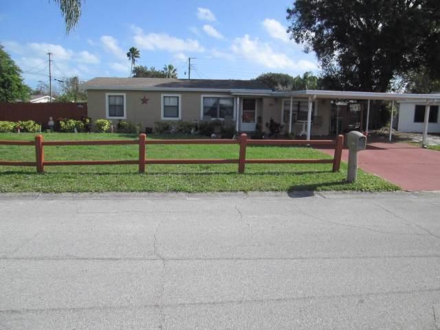 1105 Collins Street, Melbourne, FL 32935 (MLS #865560) :: Premium Properties Real Estate Services